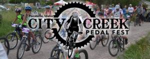 City Creek Pedal Fest in Pocatello Idaho