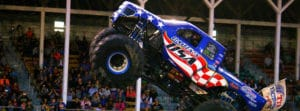 Monster Truck Insanity Tour at the Eastern Idaho State Fair!