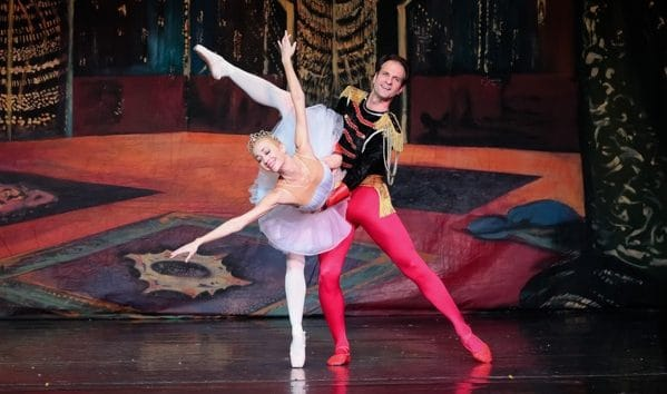 The Nutcracker ballet in Pocatello Idaho