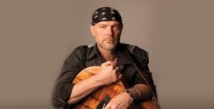 Survivorman Les Stroud in Concert in Pocatello Idaho