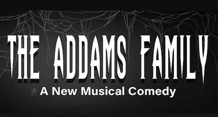 The Addams Family the Palace Playhouse