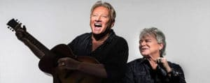 Air Supply Concert in Fort Hall, ID