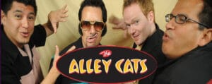 Alley Cats at the Bannock County Fair in Downey Idaho