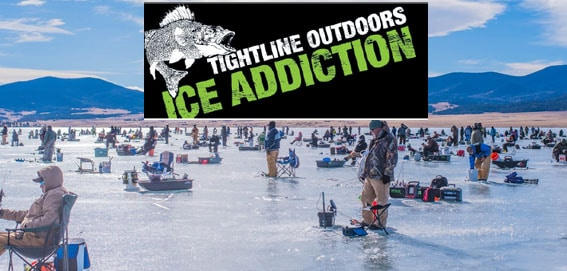 Ice Addiction Ice Fishing Tournament American Falls, ID