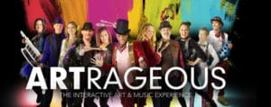 Artrageous The Ultimate Art, Music, and Dance Experience!