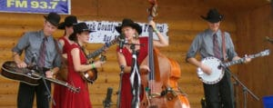 Bannock County Bluegrass Festival in Pocatello Idaho