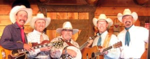 Bar J Wranglers concert in Southeast Idaho