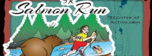 Bear Lake Alaskan Salmon Barbeque & 5k at pin St. Charles City Park