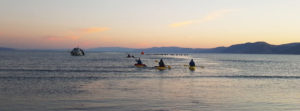 Bear Lake Brawl Triathlon in St. Charles Utah