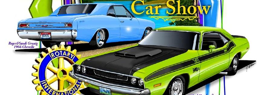 Bear Lake Car Show in Montpelier Idaho