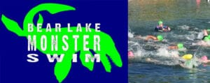 Bear Lake Monster Swim in Garden City, Utah