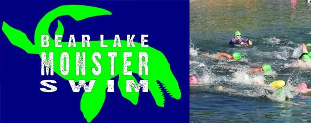 Bear Lake Monster Swim in Garden City, Utah
