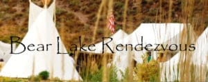 Bear Lake Rendezvous near Bear Lake Utah