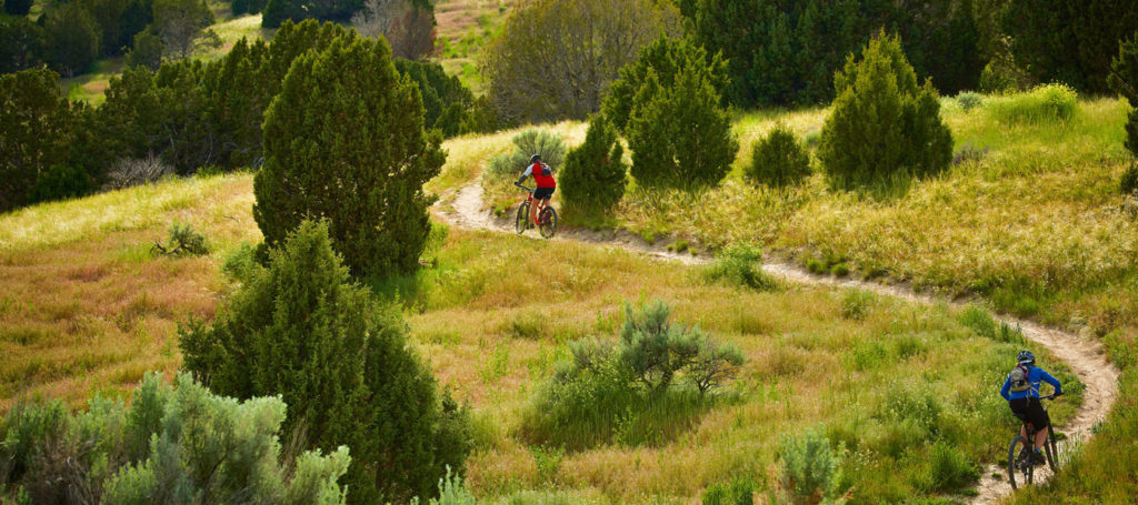 Bike Trails in Southeast Idaho