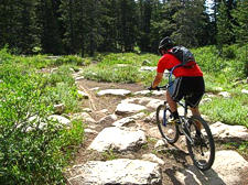 Southeast Idaho Mountain Trails