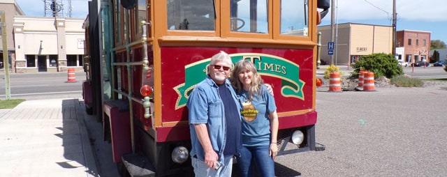 Idaho Potato Museum Trolley Ride & Blackfoot History Tour