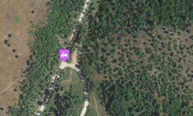 Birch Creek Trailhead