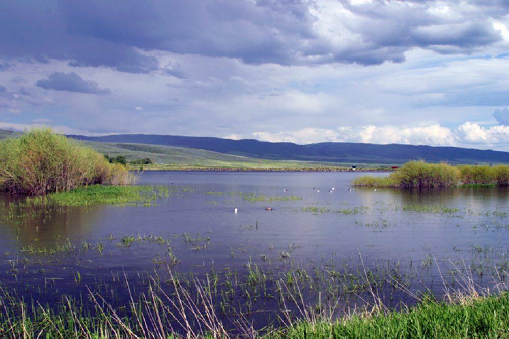 Chesterfield Reservoir - Southeast Idaho