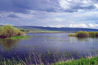 Chesterfield Reservoir