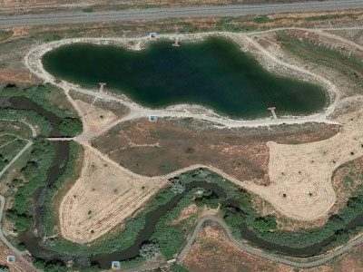 Edson Fichter Pond