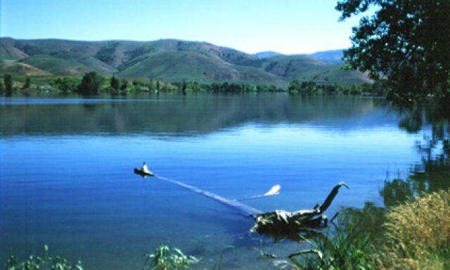 Glendale Reservoir