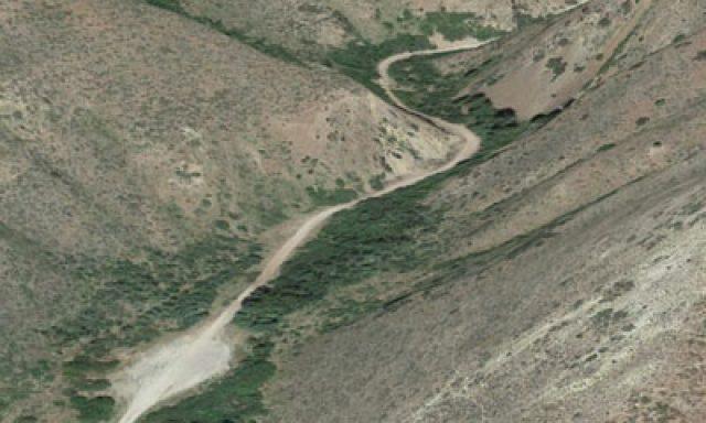 Home Canyon Trail Head