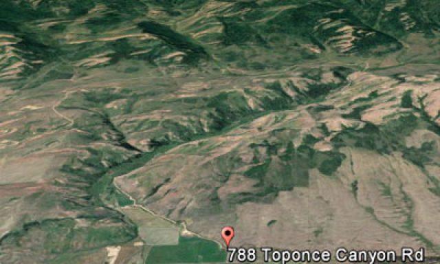 Toponce Trailhead