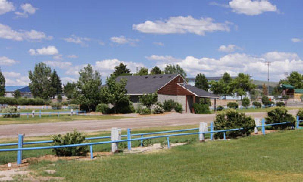 Bannock County Event Center RV Park - Southeast Idaho