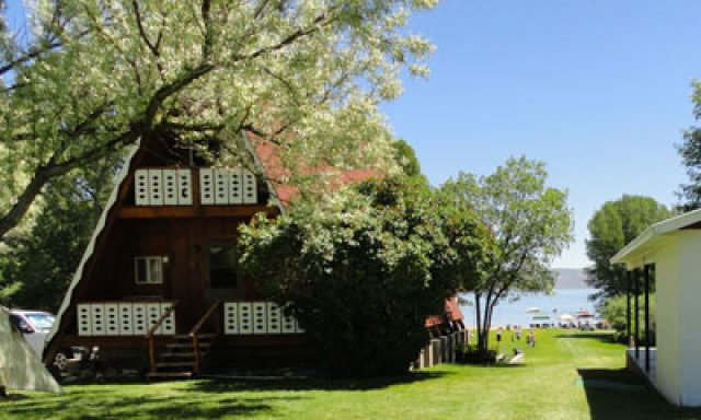 Southeast Idaho Group Lodging for Reunions and Conventions