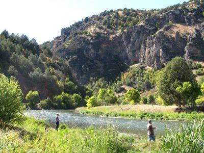 Oneida Narrows Reservoir & Campground