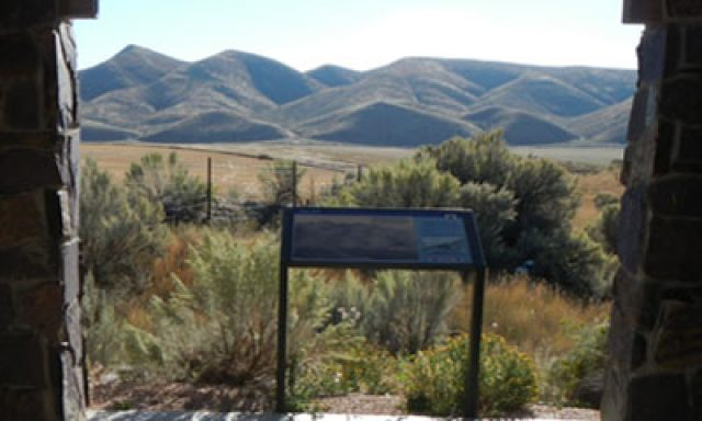 Oregon-California Trail Portal – Big Hill