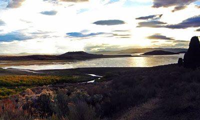 Blackfoot Reservoir