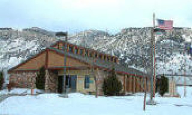 Cherry Creek Visitor Center
