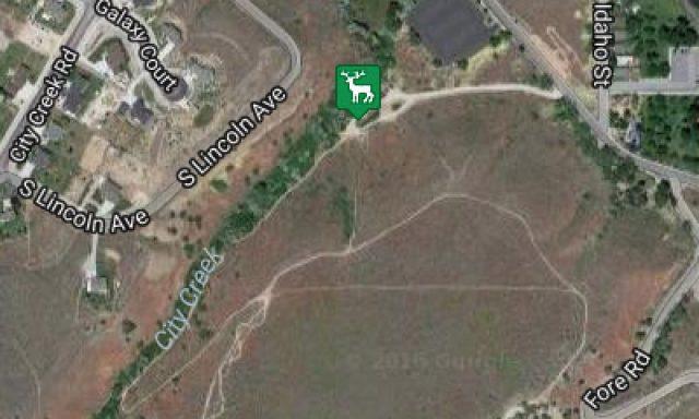 City Creek Management Area