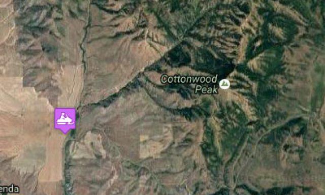 Cottonwood Trailhead