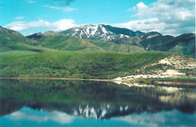 Devil Creek Reservoir