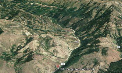 Diamond Creek Trailhead