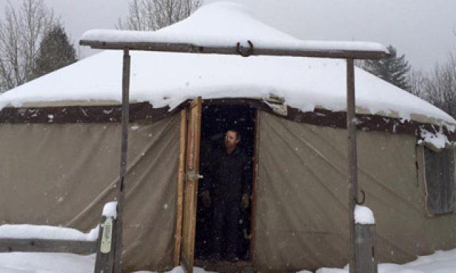 East Mink Creek Nordic Center Yurt