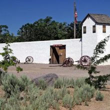 Fort Hall Replica