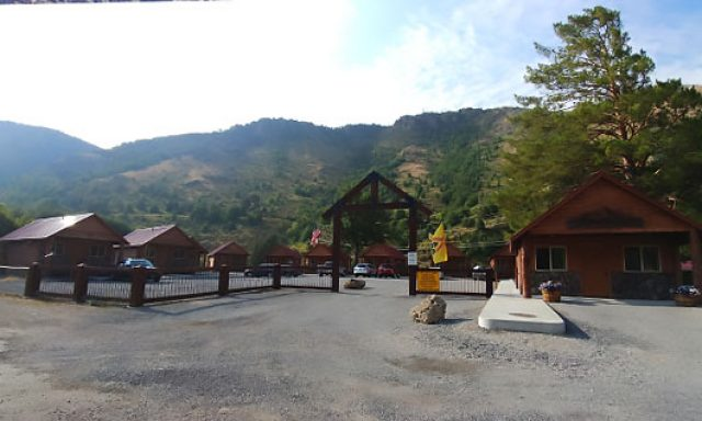Lava Hot Springs KOA and Cabins