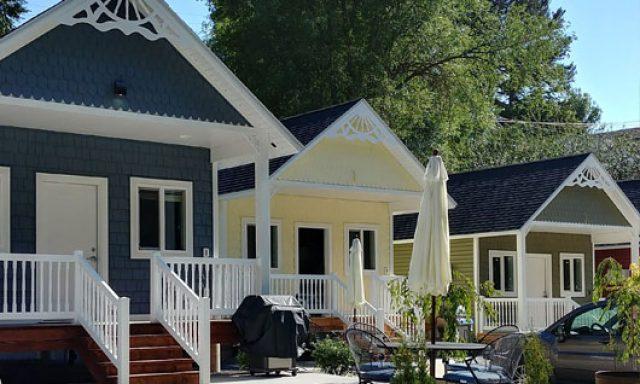 KOA City Center Cottages