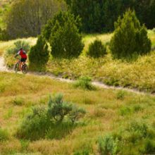Pocatello Mountain Bike Trails