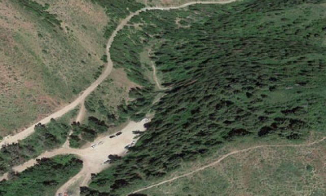 Inman Canyon Trailhead