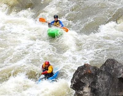 Bear River Whitewater