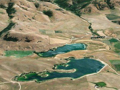 Lamont Reservoir