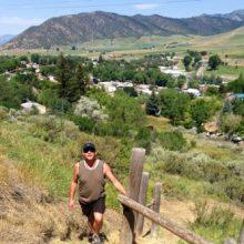 Lava Idaho Centennial Trail