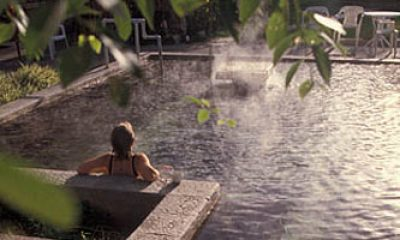 Lava Hot Springs Inn Hot Pools