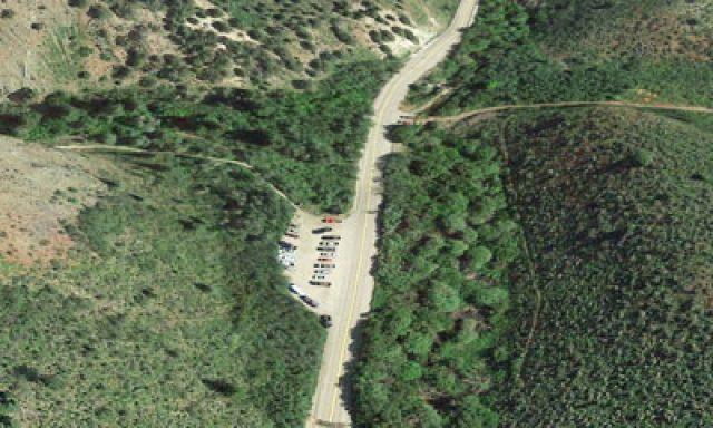 Mink Creek Trailhead