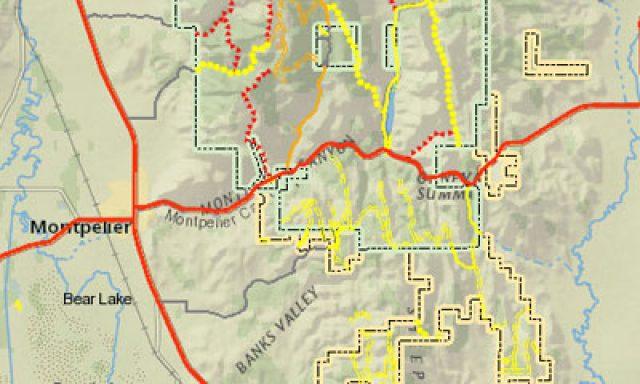 Montpelier Trails