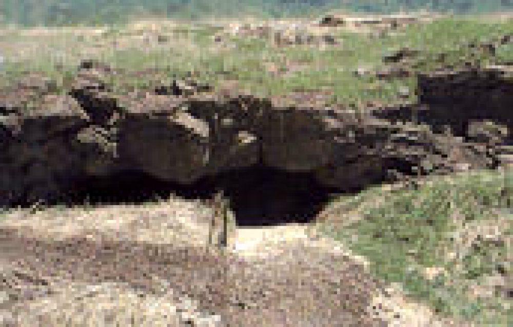 niter ice cave southeast idaho